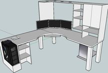 Mesas de estudo