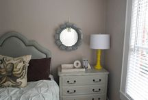 Pretty Rooms / Rooms that I LOVE / by Stephanie Stark
