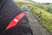 Fiandre / Fiandre Clothing in action - designed for the best performance in the worst weather.