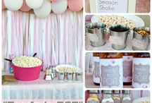 Girl Baby Showers