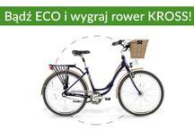 Konkurs / Wchodzimy na rynek z konkursem. Pokaż nam jak sprawnie sortować śmieci i zgarnij świetne nagrody: rowery, tablety, torby ekologiczne i oczywiście zestawy Roko Eco