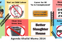 https://www.facebook.com/pages/Khalid-Mamu/675760342506315 / It time to unite and prove that we can change the world.... Come lets join hands together.