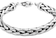 Mens Bracelets / Mens bracelets are fashion accessories that suit all men universally. A vast variety of mens bracelets in different styles and designs and made from different materials are available today for the discerning man.