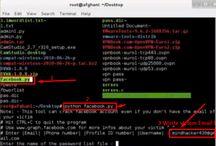 Facebook ID hacking in Kali Linux