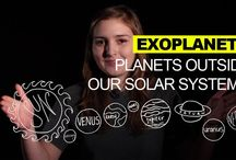 Exoplanets: MIT Resources for High School/College Planetary Science / Free resources related to the Science Out Loud Season 1 Episode 1, How To Discover A New Planet  #planets #outerspace #telescopes #stem