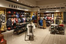 Funky Buddha retail / Funky Buddha shop concept and formats