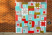 Quilts / by Alix Anderson from KRE'ATIV77