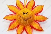Amigurumi Şemalı Tarifler / Amigurumi free pattern, tığ ve şiş kullanılarak yapılan oyuncak örme sanatının örneklerle anlatıldığı içerikleri bulabilirsiniz.