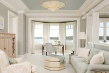 Inspirations. Living room.