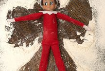 Elf on a shelf idea's / by Tovi Burch