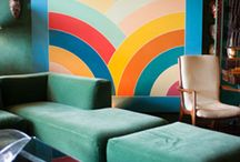 A Velvet Sofa