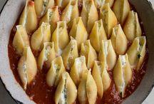 Pasta ideas