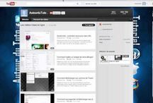 Youtube, videoediting, educatiionals videos, Software teleconference