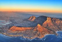 Cape Town, South Africa / My home town, the place to be