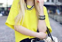 Mellow YeLLoW / by Glo