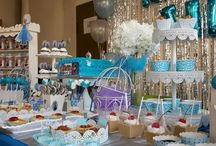 Frozen Party (1.06.16) / Frozen - Themed Sweet Corner