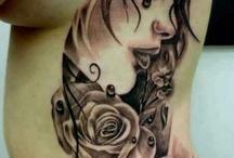 Tattoos / by Angela Guevara