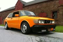 If my Saab was to become a person! / Add a photo of your car and one of what it would look like as a human!
