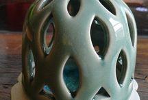 Clay/ceramic stufff / by Rachel Kenney