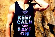 Rave Tank Tops / Awesome rave tank tops for EDM ravers!