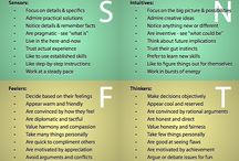 〰ESFP/ESFJ〰 / My wife is an INTJ and felt the need to test what personally type I am. ESFP/ESFJ was the answer.