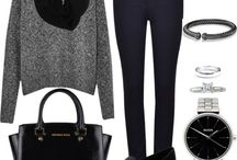 outfits casuales (frio)