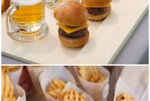 Wedding Food Trends / A collection of some of our favorite new food trends!