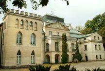 Turew - Pałac