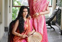 The Quintessential Indian Saree!