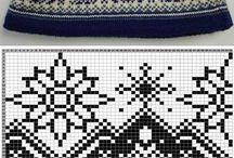 Luer,sjal og skjerf