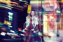 fairground fashion shoot