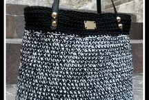Lindos bolsos a crochet