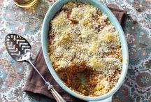 Casseroles and Pot Luck / I'm always looking for good casserole recipes to bring to pot luck dinners!