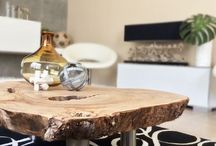 homie τραπεζάκι τραπέζι του καφέ DIY