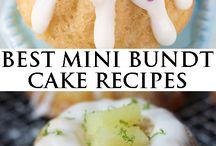Mini bunny cake recipes
