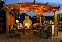 Outdoor spaces / by Brianna Shaw
