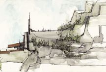 Architectural Drawing / by Chavanont Khosakitchalert