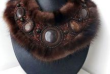 Бисер и мех / Beads and fur / beads and fur