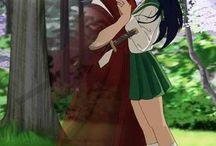 Inuyasha romance