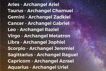Spiritual zodiac signs