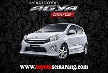Daftar Harga dan Paket Kredit Toyota Agya di Semarang / Daftar Harga dan Paket Kredit Toyota Agya di Semarang