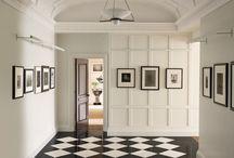 Star hallway