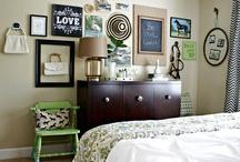 Guest Bedroom / by Randi Blackmon