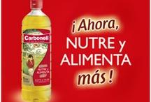Carbonell 0'4 / Carbonell 0'4 , el aceite de oliva que transforma tus platos en platos con alma. ¡Ahora, nutre y alimenta más!