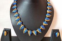 Terracotta Jewellery Set Online