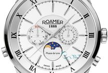 Roamer Watches / View collection: http://www.e-oro.gr/markes/roamer-rologia/