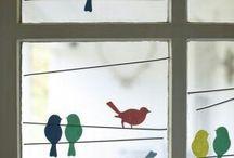 ablak dekoracio