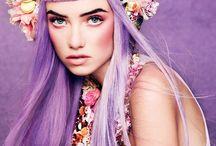 Purple / violeta