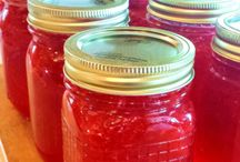 Preserving some serious jams / by Marilee Hicks