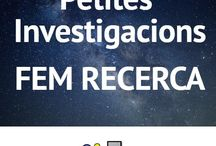 Fem Recerca - Institut Narcís Oller (Opt 2n ESO)